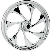 Rc Components Drifter Chrome 23x3.75 Front Wheel Single Disc 23375-9032a-101