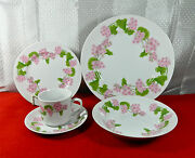 48-pcs Set For 8+ Of Mikasa Because Pat L9006 Japanese China - 1976 Only