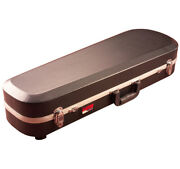 Gator Cases Gc-violin 4/4 Full-size Case Deluxe Molded With Handle And Latches New