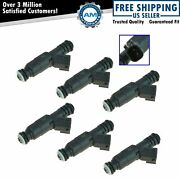 Fuel Injector Kit Set Of 6 For Jeep Cherokee Grand Wrangler 4.0l