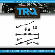 Trq Ball Joint Track Sway Bar Tie Rod Suspension Kit For Jeep Cherokee 4wd 4x4