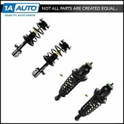 Monroe Strut And Spring Front Rear Lh Rh Kit Set Of 4 For 03-08 Toyota Corolla