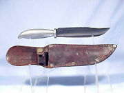 W.w. Ii - Theater Made Aluminum Handle Bowie Knife