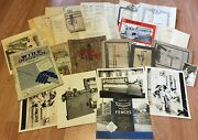 Arthur Blashill Inventor Metal, Wire Fencing Equipment, 35+ Patent And Photo 1930s