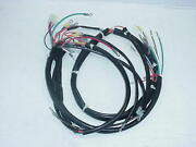 New 1982-early 1984 Fxrfxrsfxrt Main Wiring Harness