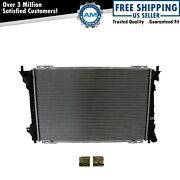 Radiator Assembly Aluminum Core Plastic Tank For Ford Lincoln Mercury 4.6l New