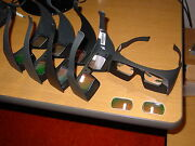 Depth Defining 3d By Omega Lcd Kit For Large Dual Projectors 10 Pr Glasses