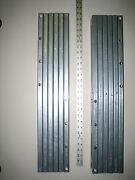 Steel Non-equalized Table Slides 26 - One Pair - Multiple Options