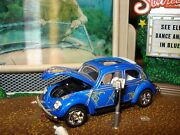 1953 53 Vw Beetle Bug Limited Edition Volkswagen 1/64 Deluxe Real Riders M2