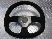 Dragonfire Steering Wheel With Quick Disconnet Suede Polaris Rzr Xp 1000 900