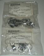 Airplane Landing Gear Part An735c11 Clamp Loop Aerospace 28 Peice Lot New Sealed