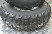 Honda Trx250r Front Tires 21x7x10 350 660 700 Bazooka With Rims Mounted Front