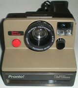 Camera Photography Polaroid Land Instant Sears Special Pronto Color Corrected