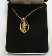 Hummel Goebel Girl With Raf Doll Collectors Club Necklace