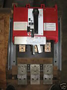 General Electric Ge High Pressure Contact Switch 1600 Amp 600v 3 Pole Thpr3616