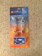 New Chima Lego 850913 Set Of 4 Figures. See Pictures For Details. Carton 2
