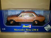 Revell Mercedes 230e W123 118 New Color Now Sold Out Last One