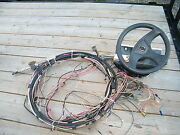 Teleflex Steering Wheel 15and039 Morse E300619 180 6007 Cable Wires Used As Shown