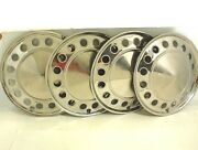 1960 1961 Ford Falcon 13 Inch Hubcaps Set Of 4 Wheel Covers Fomoco