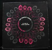 The Perfect Circle - As Long As We're Together Lp Mint- Erk-0636-01 Signed Vinyl