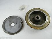Yamaha Mid 1980and039s 8 Hp Outboard Motor Flywheel Part F280-68 Mariner Worked