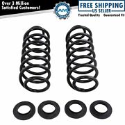 Rear Air Spring Suspension To Coil Spring Conversion Kit For Crown Vic Town Car