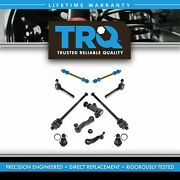 Trq Tie Rod End Pitman Idler Arm Ball Joint Sway Link 11 Pc Suspension Kit Set
