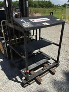 Miller Xmt350 Xmt304 Xmt456 4 Pack / 6 Pack Electric Welders Rack Lc55561