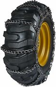 Quality Chain A2633 11mm Premium Link Loader Grader Tire Chains Snow Traction