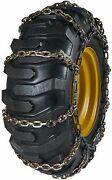 Quality Chain 6533 11mm Square Link Loader Grader Tire Chains Snow Traction