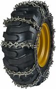 Quality Chain 6524u 11mm U-grip Link Loader Grader Tire Chains Snow Traction