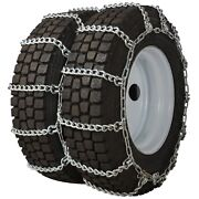 Quality Chain 4470hh Dual/triple Mud Service 10mm Link Non-cam Tire Chains Truck