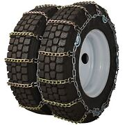 Quality Chain 4151slctwist Dual/triple 8mm Square Link Cam Tire Chains Truck