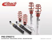 Eibach Pro Street S Coilovers Vw Transporter T5 Platform/chassis 4motion 3.2