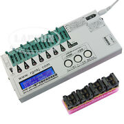 8 In 1 Spi Flash High Speed Programmer For Ic Chip Devices 4pc Sockets Jhw2014 S