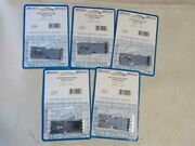 Sea-dog Line Lot Of 5 304 Stainless Steel Safety Hasp 221120-1 Marine Boat