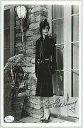 Ruth Hussey, Actress Deceased Signed 8x10 Jsa Authenticated Coa N41634