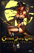 Grimm Fairy Tales - Halloween Special - Cover B - New Bagged
