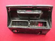 Oem 72 73 74 75 76 Vette Wiper Washer Console Plate Air Condition Ac Cluster