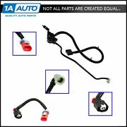 Ac Delco Vapor Canister Purge Solenoid Valve And Jumper Harness For Chevy Gmc