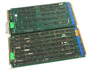 Computer Automation 73-53506-00d-37 Board W/ 73-53505-55-g8 73-53507-00b-19