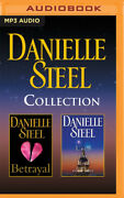 Danielle Steel - Collection Betrayal And Until The End Of Time Compact Disc