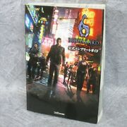 Biohazard 6 Resident Evil Official Guide Book Ps3 Xbox Eb22 See Condition