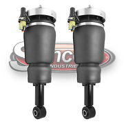2003-2006 Lincoln Navigator Rear Air Ride Suspension Air Struts With Solenoids