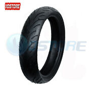 120/70-17 Max Motosports Front Motorcycle Tire 120 / 70-17