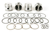 Fiat 124 Spider 1800 2000 High Compression Pistons 84.8 Mm New