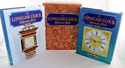 The Longcase Clock Reference Book Volumes 1 And 2 Slipcase John Robey Nice