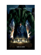 The Incredible Hulk 2008 27x40 D/s Authentic Theatrical Movie Poster