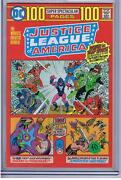 Dc Justice League Of America 100 Page Super Spectacular