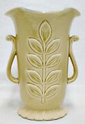 Red Wing Pottery 7 Inch Vase Number 1109